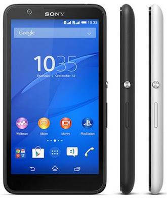 Spesifikasi dan Harga Sony Xperia E4 Dual Terbaru 2015