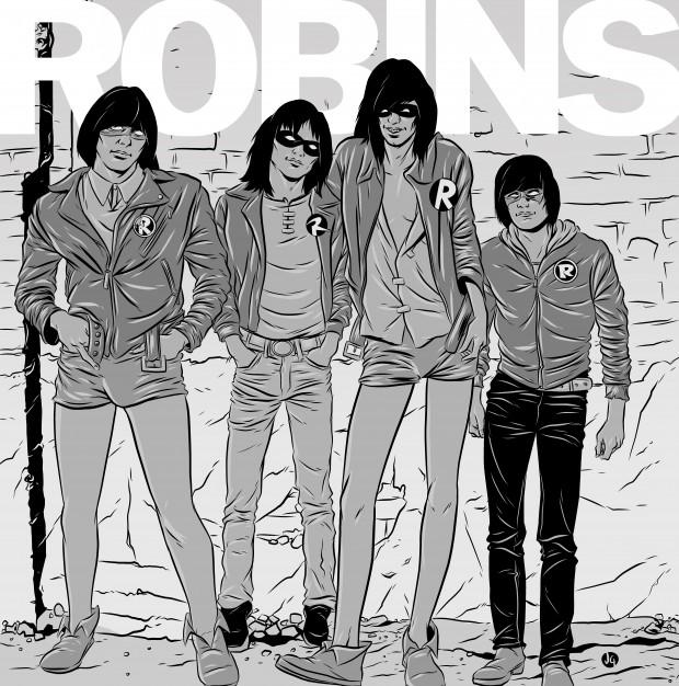 Ramones - Robins