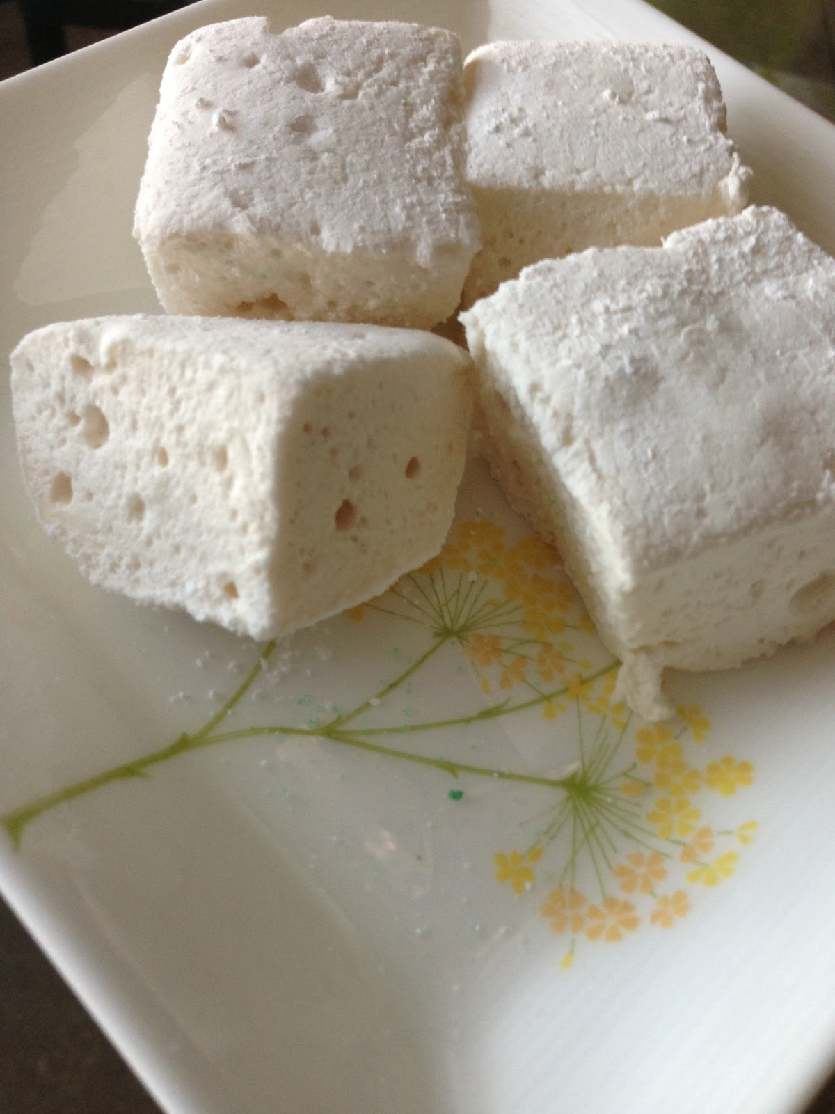 Homemade Agave Nectar Marshmallows | Getting Some Fun Out of Life