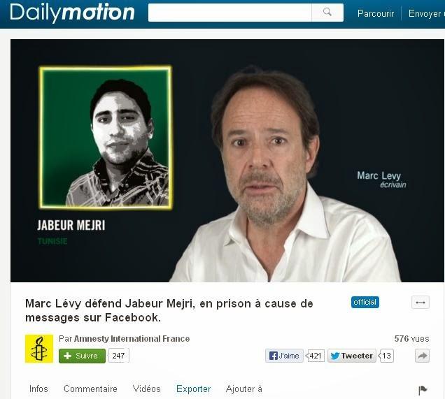Lien vers la vidéo d'Amnesty International