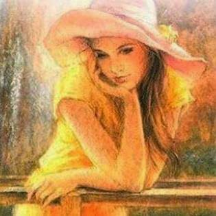 Image d'amour présente photo de profile de Elise Guivet