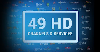 Tata Sky 49 HD Channels Rs 5 for 1 month