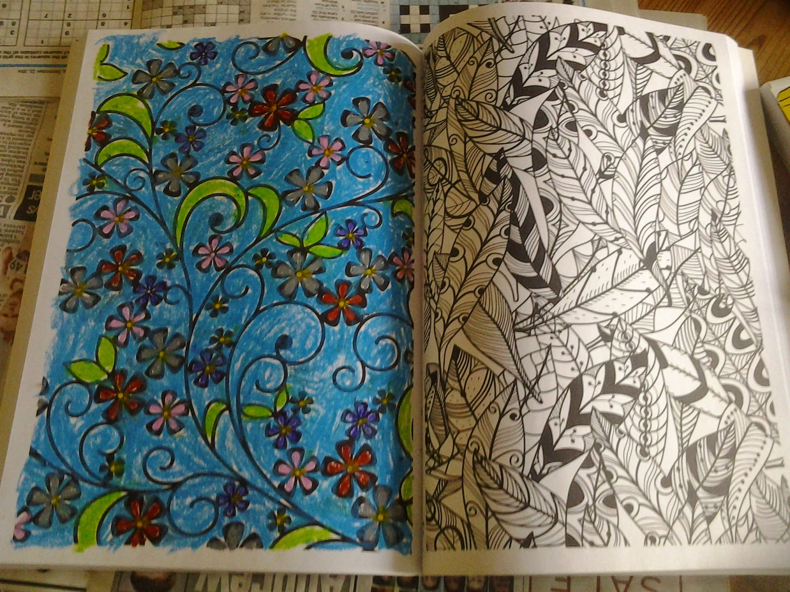 91 Japanese Patterns Coloring Book