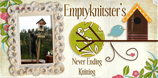 Emptyknitster's Never Ending Knitting