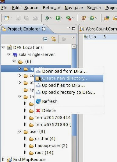 HDFS File Management commands