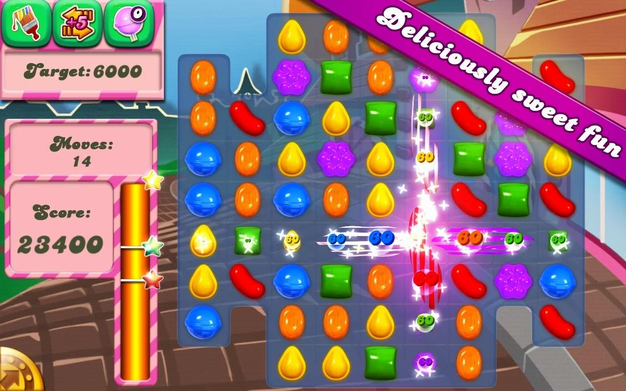 Candy Crush Saga v1.37.0 Mega Mod