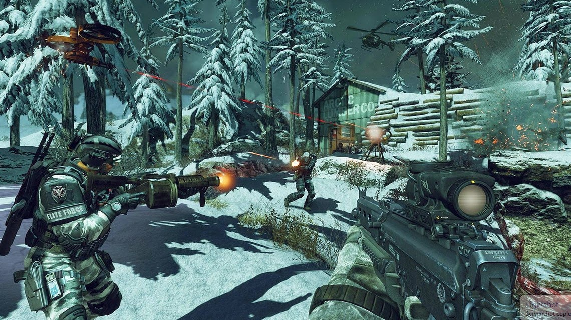 Top 5 war pc games in 2013 2014 world modifier call of duty ghost is the latest series of the game call of duty different from the others this series more emphasis scary of war on pc gaming publicscrutiny Images