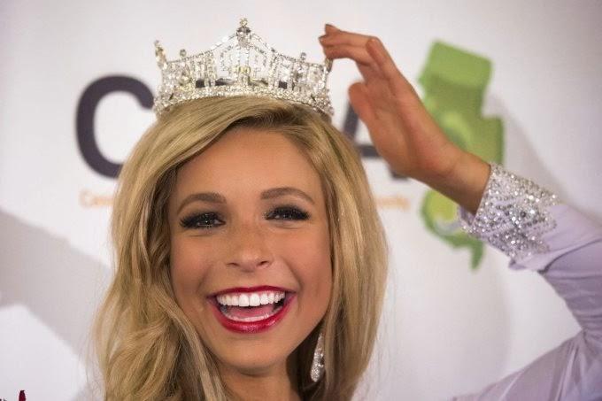 Kira Kazantsev - Miss America Pageant 2015