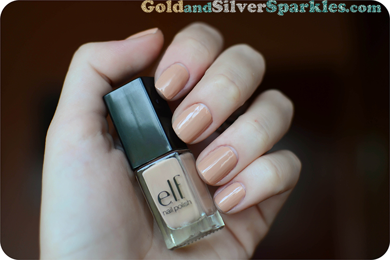 elf nude nail polish