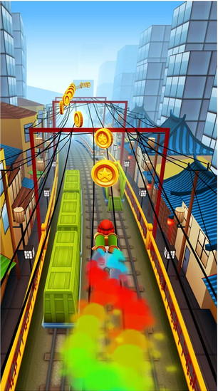 Game Subway Surfers Apk