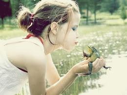 No es necesario besar a todas las ranas de la charca para encontrar la tuya.