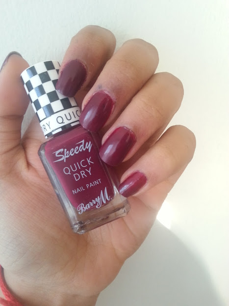 BarryM Speedy Sprint Finish