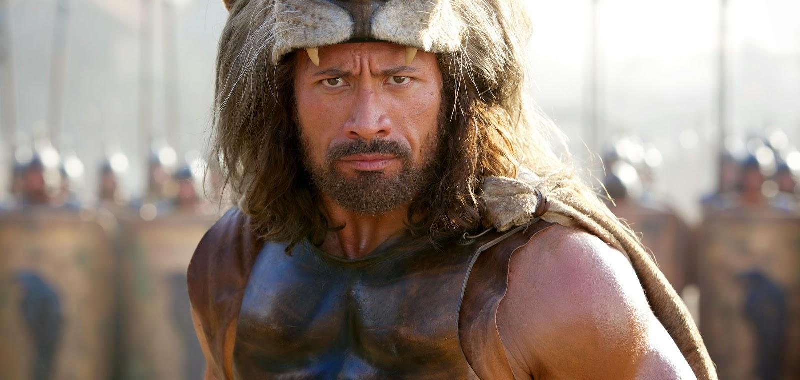 Hércules | Dwayne Johnson enfrenta o Leão de Nemeia & Hidra de Lerna em clipes inéditos do épico