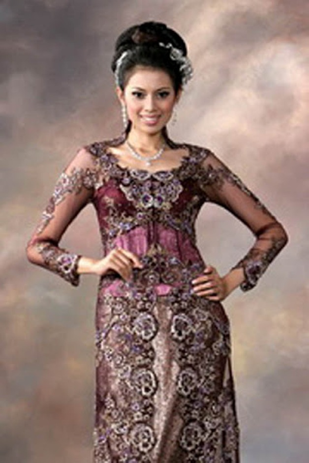 2013 Muslim Kebaya Fashion with Hijab Style | New, Modern
