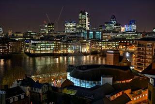 English city