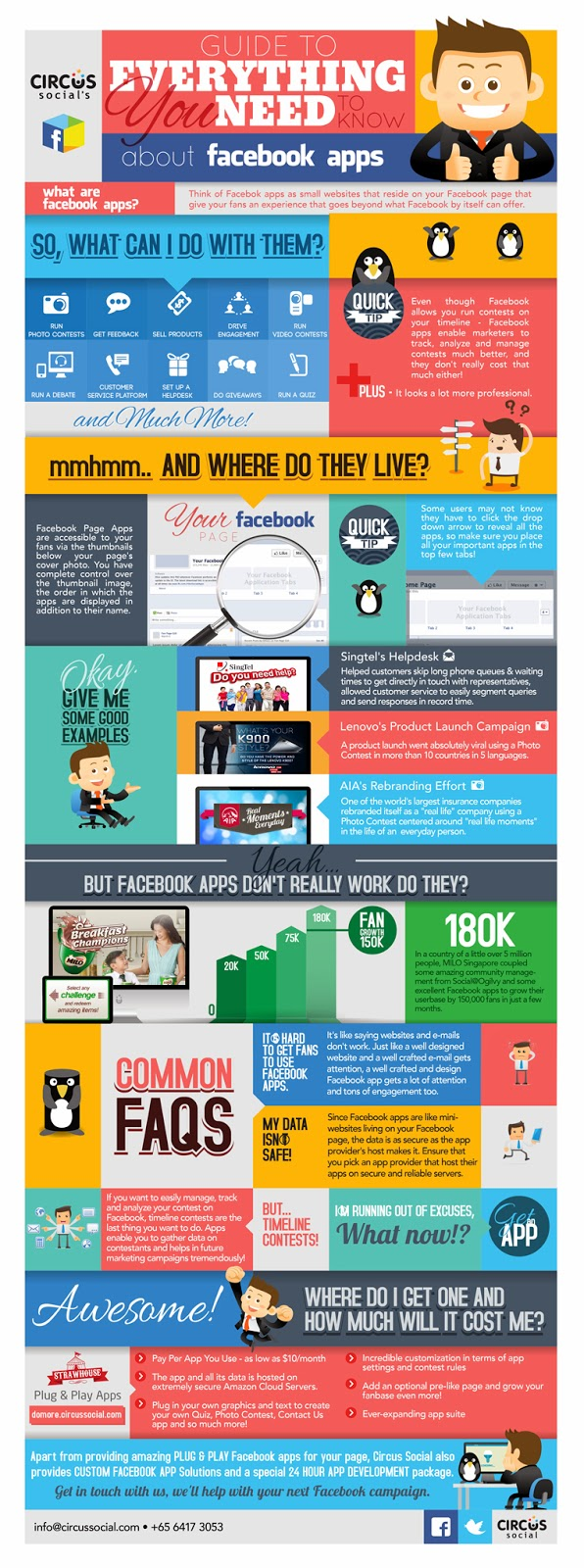 INFOGRAPHIC  Facebook