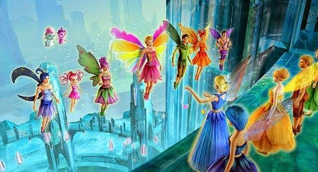 Barbie Fairytopia Magic Of The Rainbow 2007 Wallpapers Free