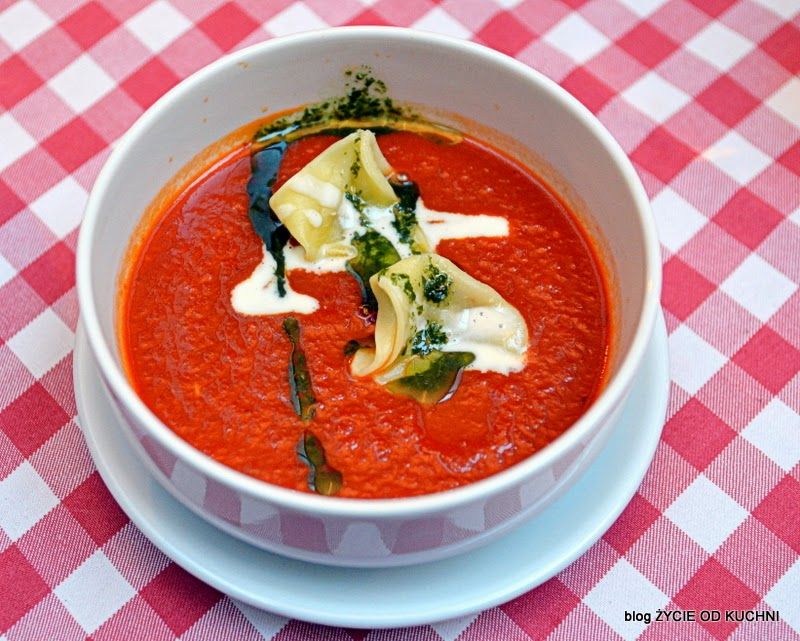 cosa nostra recenzja, pomidorowa, fagottini,zupa, Michał Podobiński, ŻYCIE OD KUCHNI