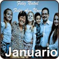 Laranjeiras do Sul:Dr.Januario e família desejam a todos um Feliz natal e um próspero ano novo