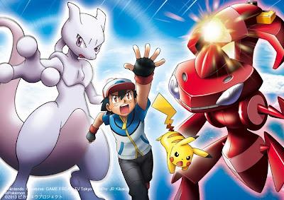 Pokemon Genesct Película