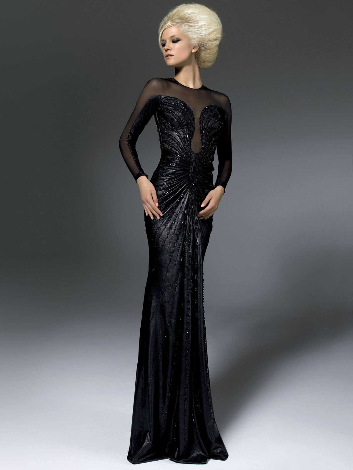 Versace fall winter ready to wear collection 2012 womans for 2012 dresses