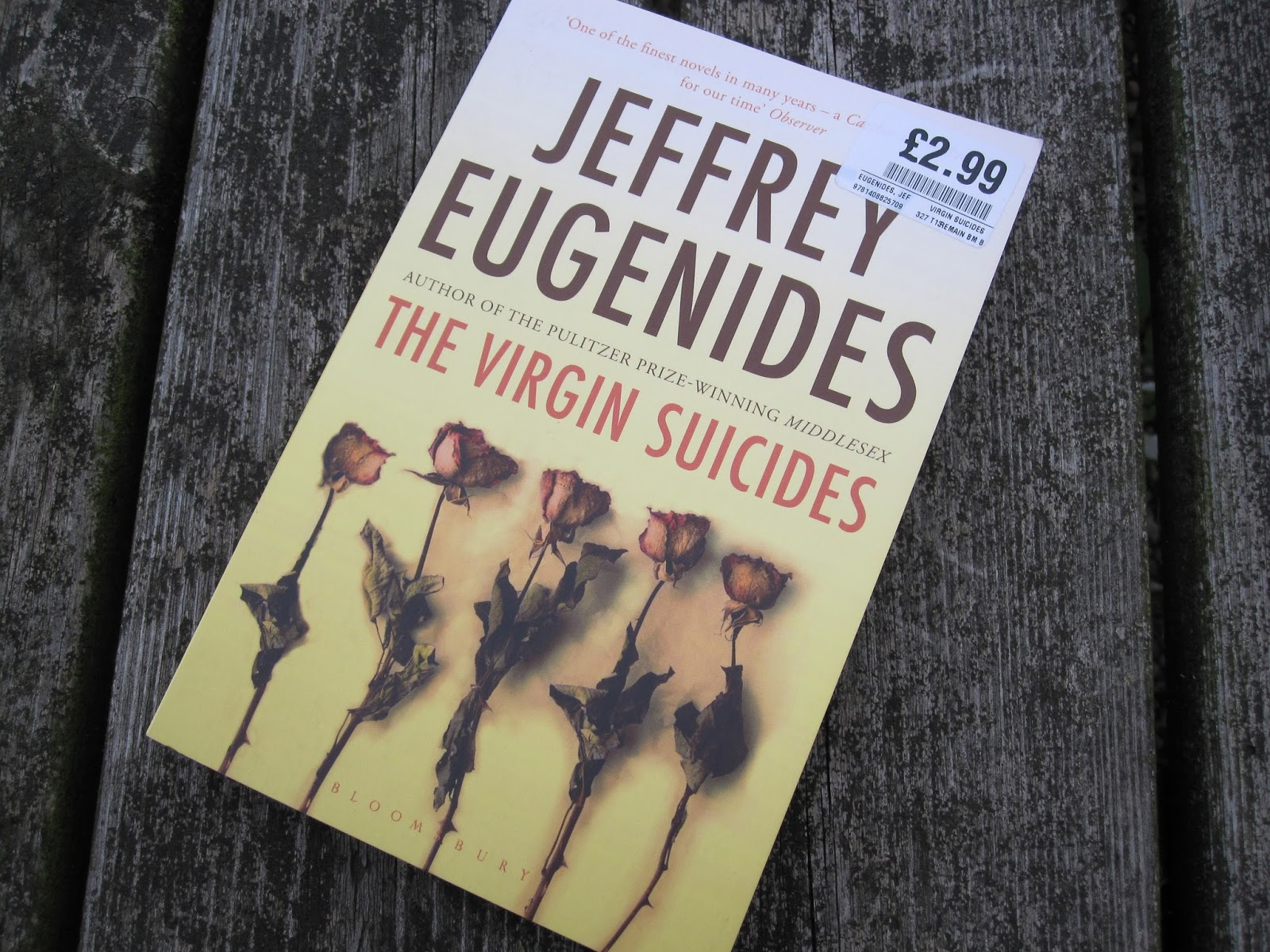 an analysis of the book the virgin suicides jeffrey eugenides The main love couple of this book was lux  a biography of jeffrey eugenides,  and provide critical analysis of the virgin suicides by jeffrey.