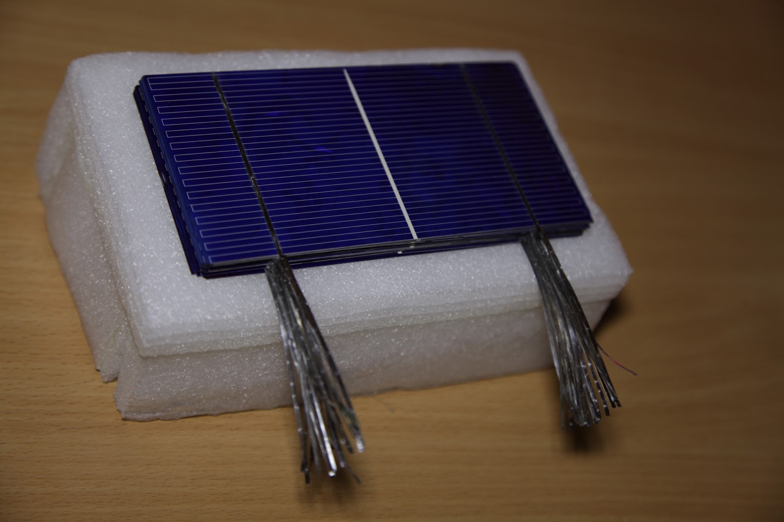Как собрать солнечную панель своими руками - Econet 13