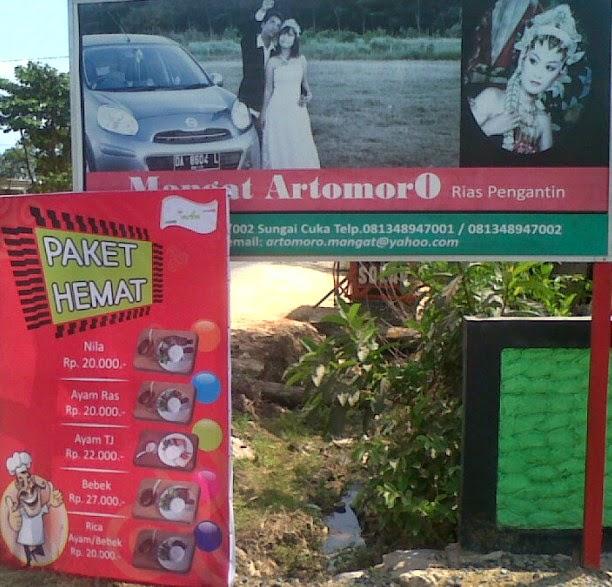 Kisah Sukses Berdirinya Rumah Makan Mangat Artomoro
