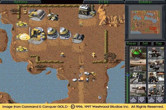 Download Command and Conquer Gold