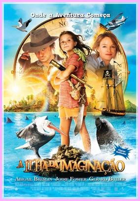 Filme A ilha da imaginação