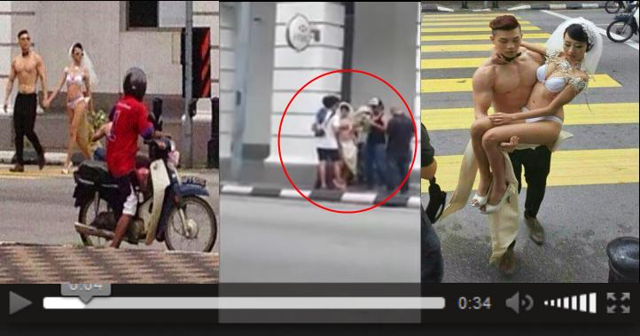 Video Pasangan Bogel Selamba Bersiar Siar Di Ipoh Pula Tersebar