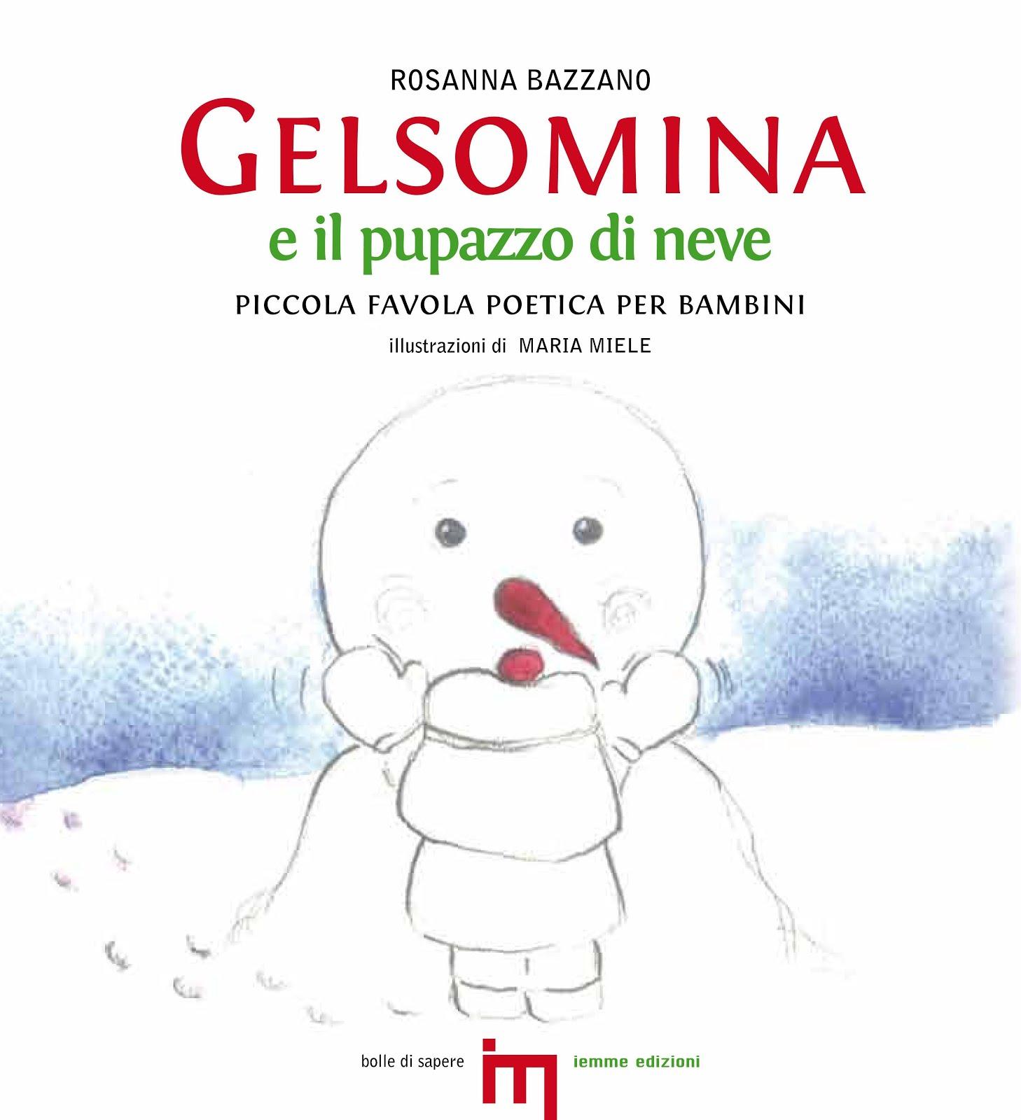 Gelsomina e il pupazzo di neve
