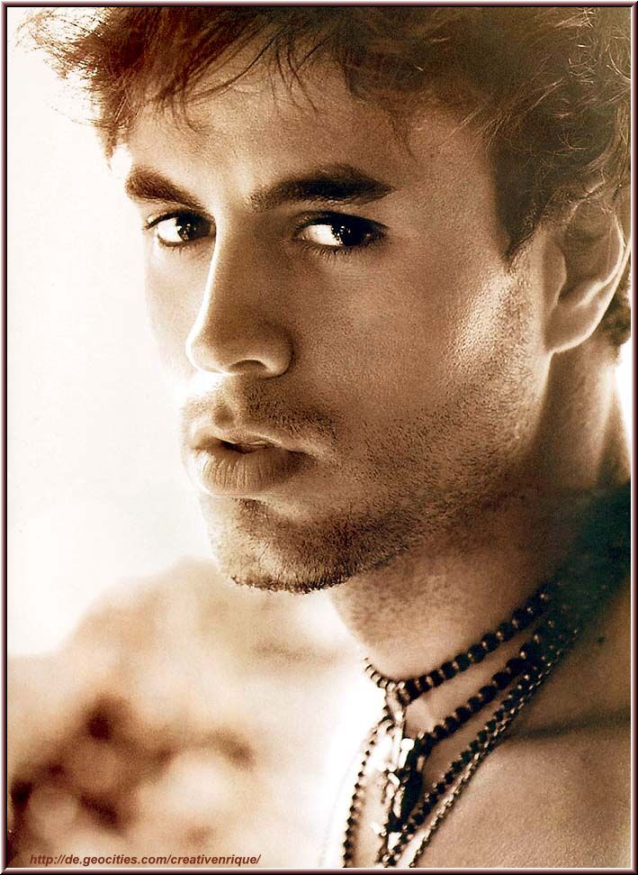 celebrity wallpapers and videos  rocking enrique iglesias