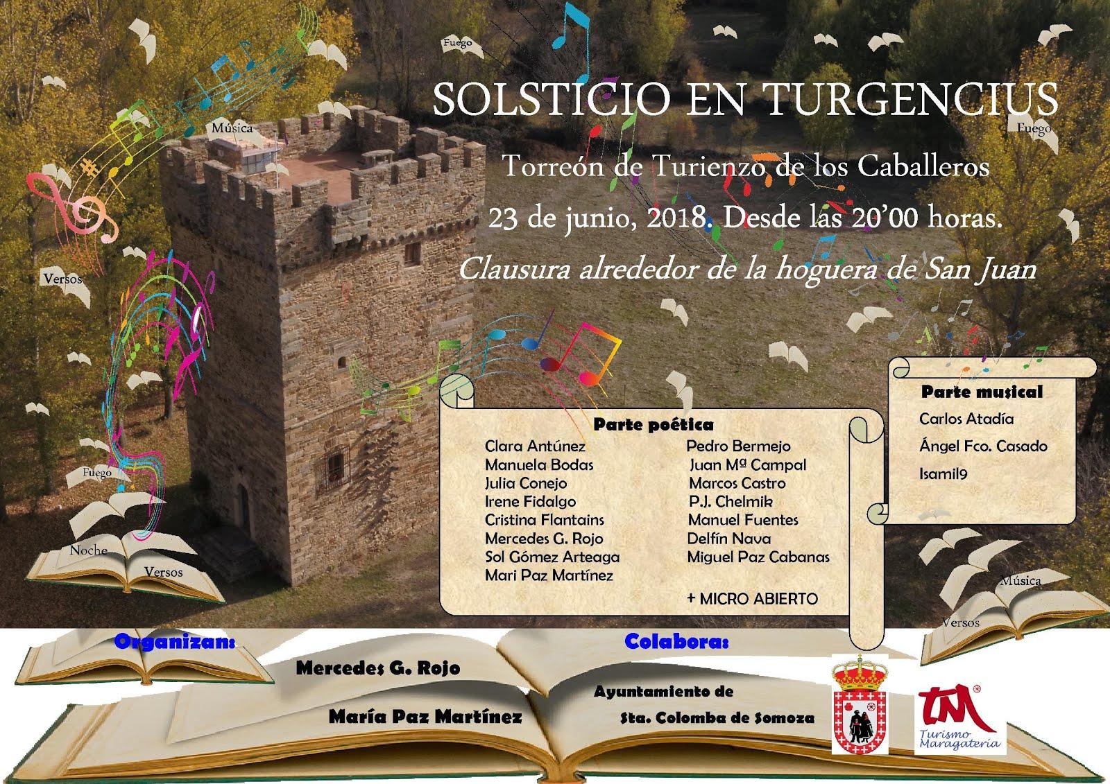 SOLSTICIO EN TURGENCIUS