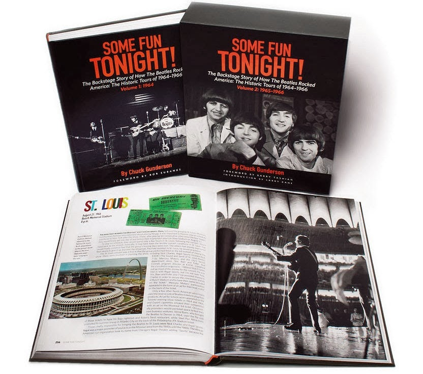 Turnê Norte-americana dos Beatles em 1964 foi um recorde