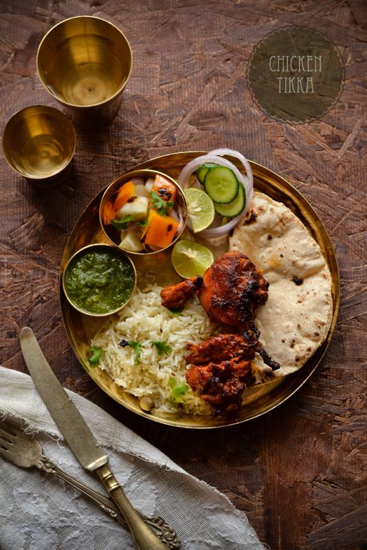 Chicken Tikka Recipe   kurryleaves