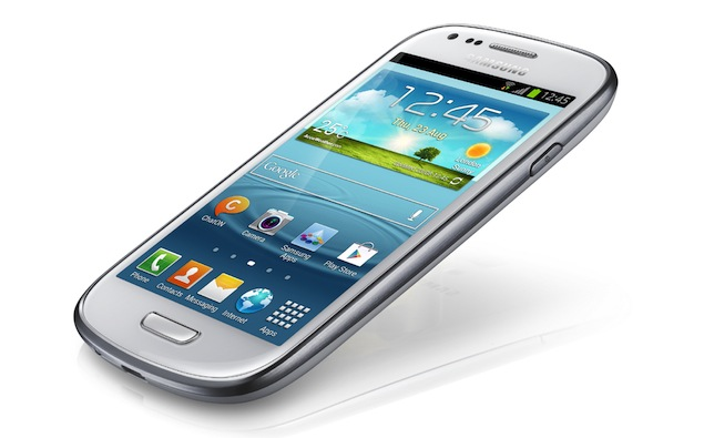 Best SmartPhones 2012: Samsung Galaxy Mini