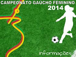 Campeonato Gaúcho Feminino 2014