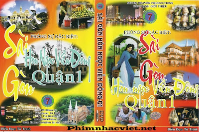 Phóng sự: Sài Gòn - Hòn ngọc viễn đông - Quận 1 & 2