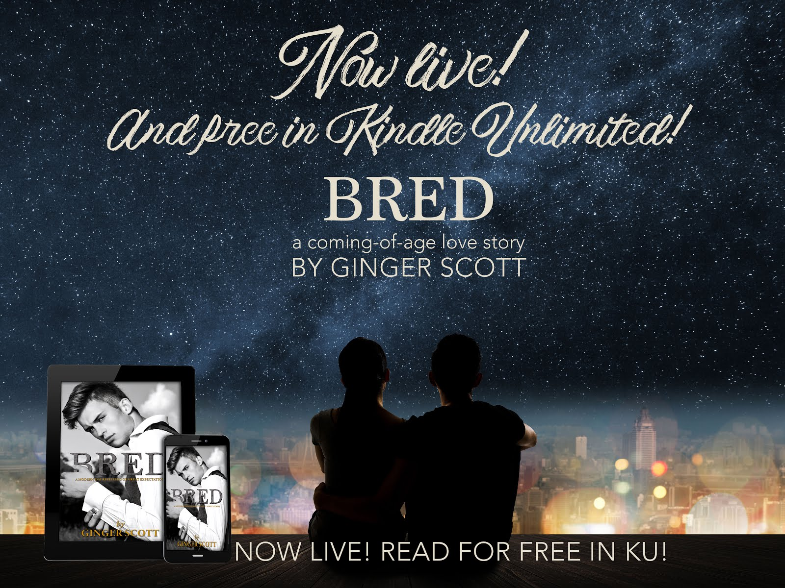 Bred Blog Tour