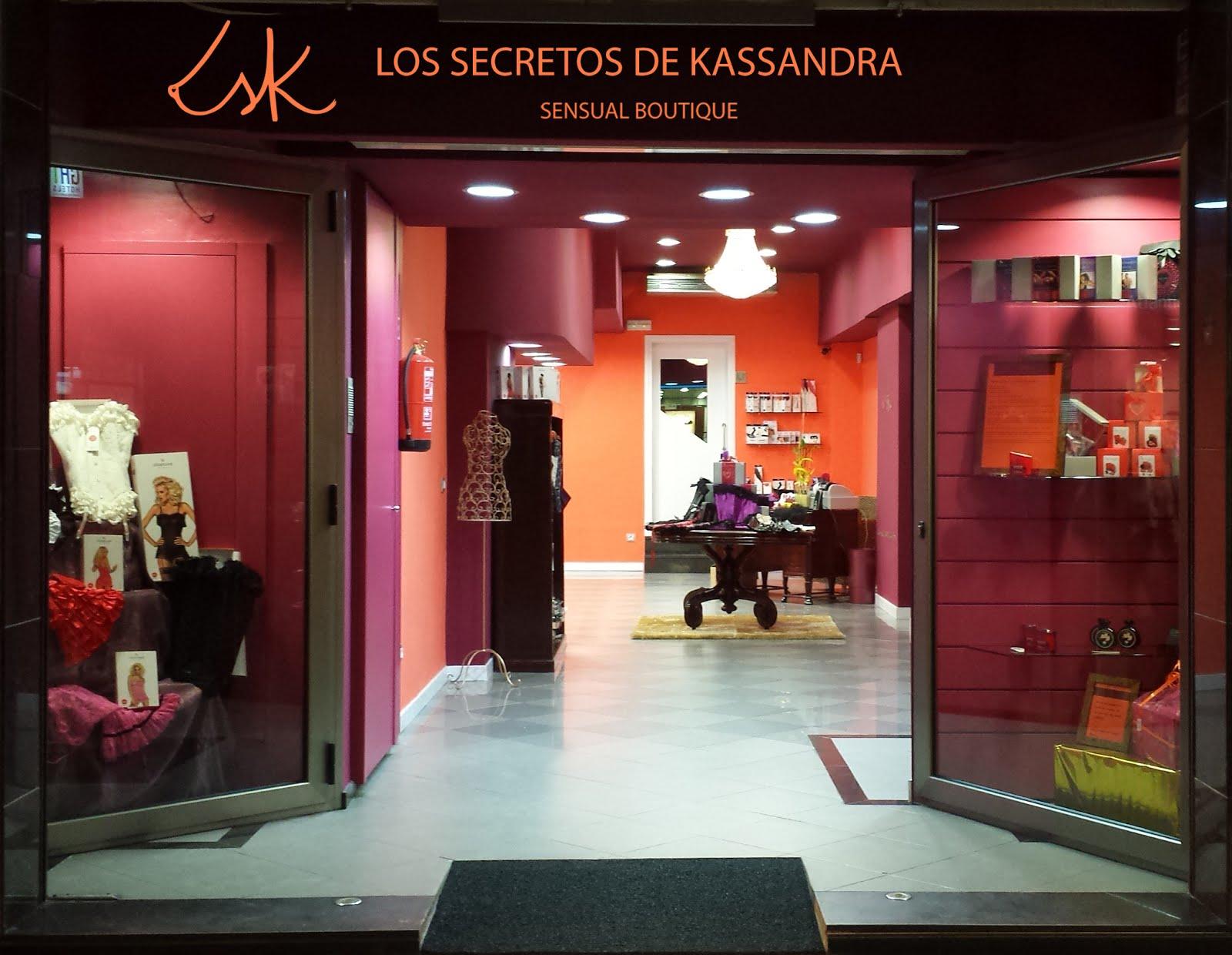 LOS SECRETOS DE KASSANDRA Sensual Boutique