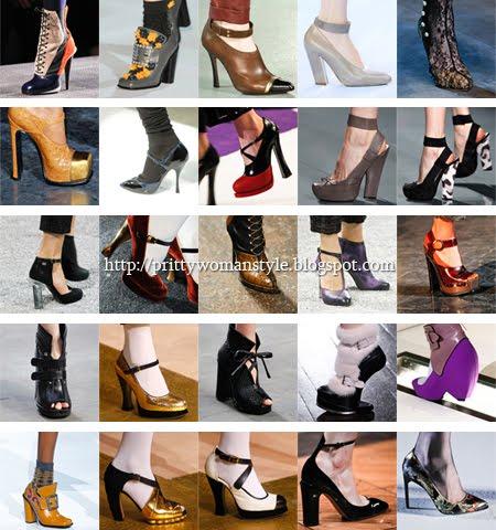 Обувки есен-зима 2013