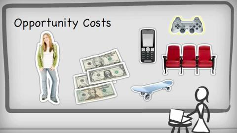 Economique Weblog Opportunity Costs In Everyday Life