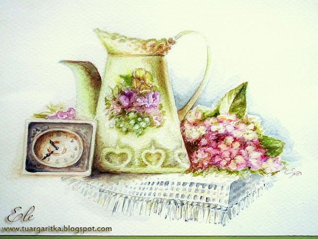 Тюаргаритка: Картинки в стиле прованс