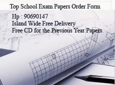 Order Top School Exam Paper 2013