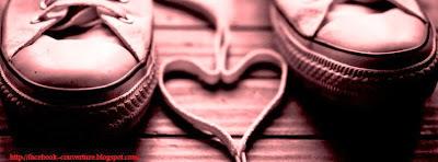Couverture pour facebook amoureux