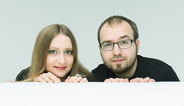 Veronica Ershova e Alexander Khokhlov