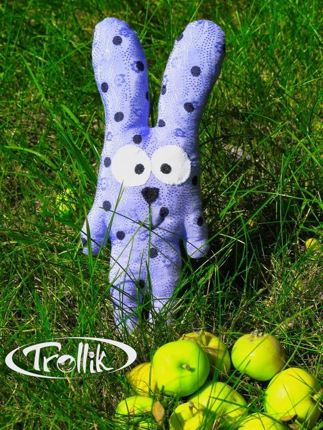 мягкие игрушки зайцы своими руками