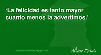 frases de Alberto Moravia