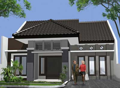 kumpulan desain rumah minimalis modern: desain rumah